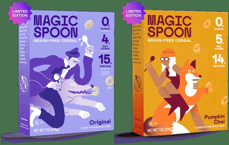 Original + Pumpkin Chai 2-pack (2 Boxes)